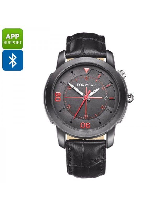 Foxwear Y22 Sports Watch (Black)