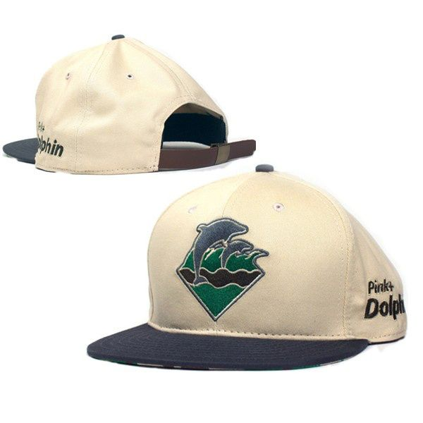 Pink Dolphin Strapback Hat id003 [CAPS M2300] - €16.99 : PAS CHERE  CASQUETTES