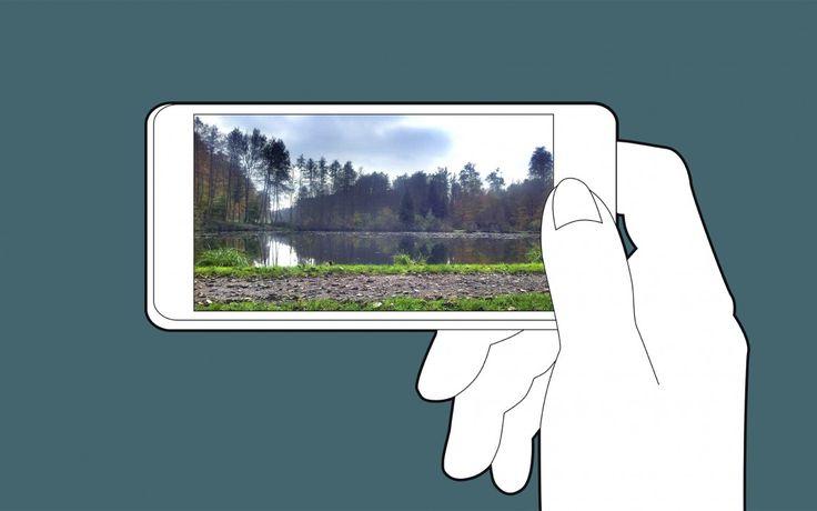 Zwei in Eins: #HDR #fotografie mit dem #smartphone.