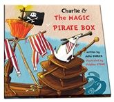 What boy doesn't like pirates? I hope you like our personalized pirate book. #FreckleboxSummerFun