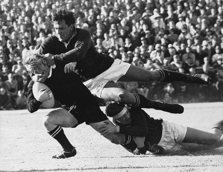 Frik du Preez, Albie Bates vs All Blacks 1970