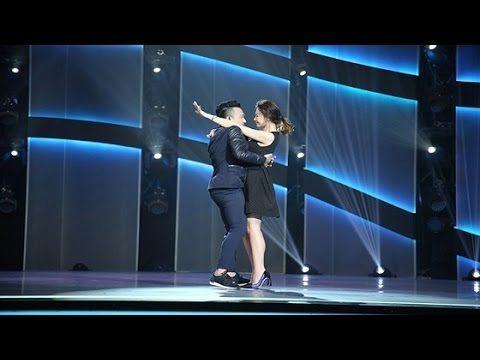 Trấn Thành - Hari Won khiêu vũ, ôm nhau tình tứ trên sóng truyền hình | ...