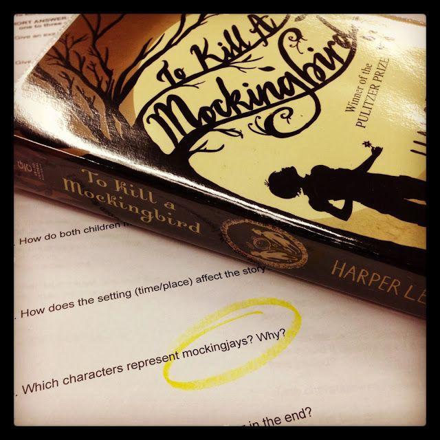 critical thinking to kill a mockingbird