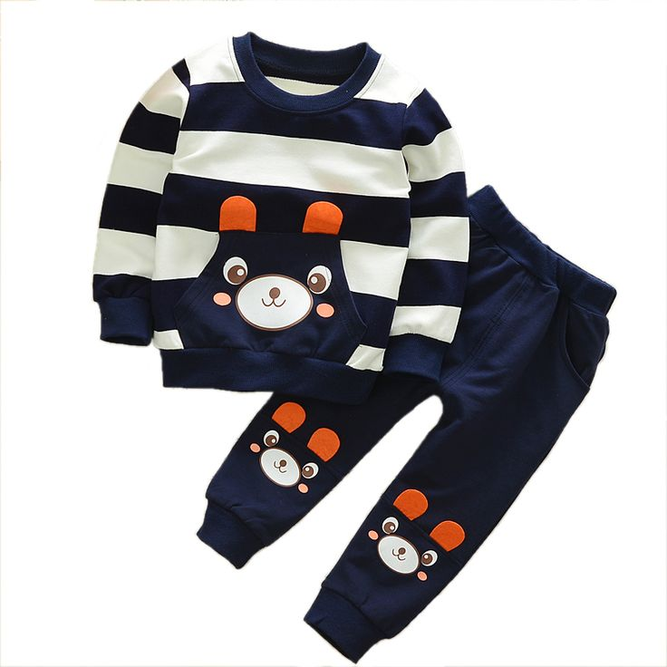 New Kids Clothes Boys Clothing Set Toddler Boy Clothing Baby Kleding Kids Boys Clothes 2017 Spring Children Clothing Boutique #Affiliate