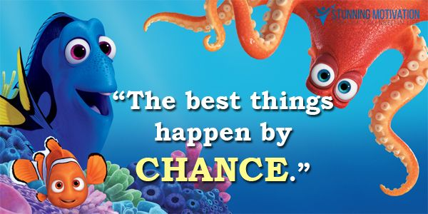 13 Best Finding Nemo And Finding Dory Quotes That Inspire You