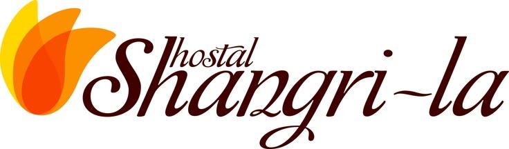 Logotipo Hostal Shangri-la