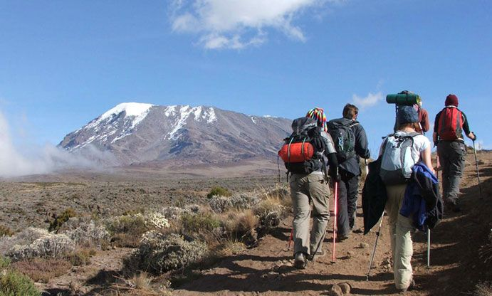 We offer a range of routes to suit all levels of #MtKilimanjaroTrek. http://www.babakili.com