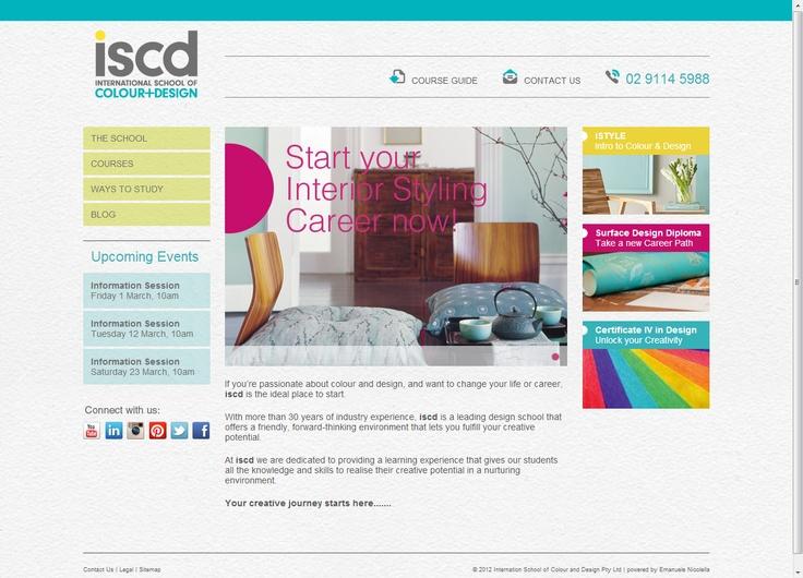 75 best Web Design Ideas images on Pinterest | Design ideas ...