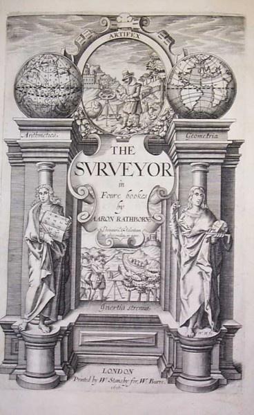 THE SURVEYOR by Aaron Rathborne - 1616 - Land Surveyors United