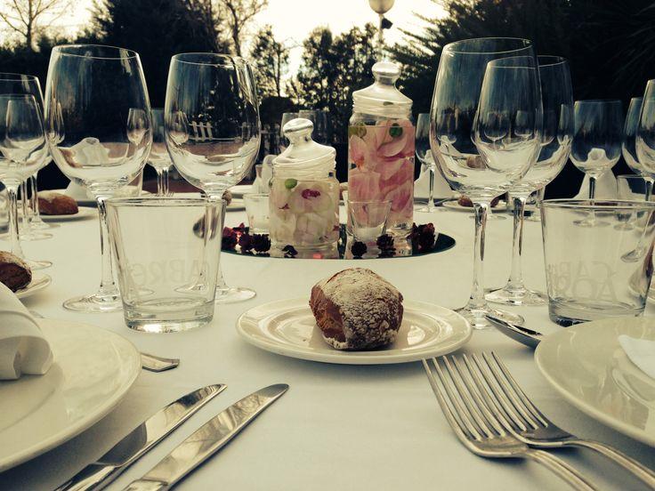 Cento de mesa rom ntico decoraci n de boda pinterest for Decoracion boda romantica