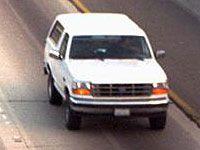 OJ chase  White Bronco