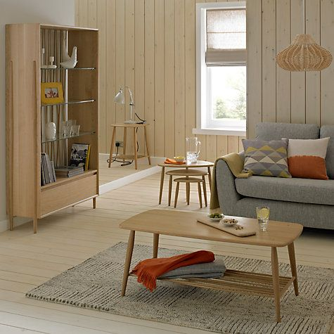 Ercol For John Lewis Chiltern Living Room Furniture Online At Johnlewis