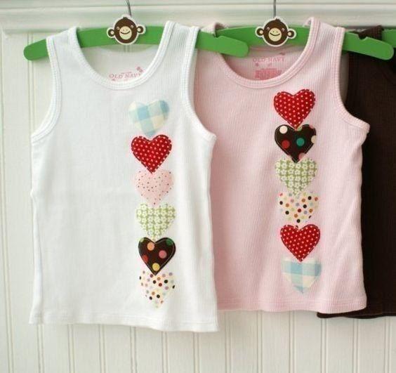 34609ef13 Apliques de tela para decorar blusas de niñas Related Post 3 Moldes ...
