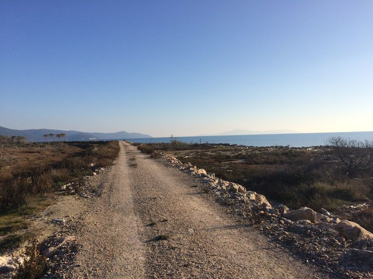 Alberese – A7 foce del fiume Ombrone