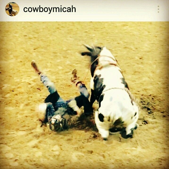 Bull Riding Rodeo Buck Off photo By Rider Micah Avera FOLLOW Him @cowboymicah https://www.instagram.com/cowboymicah/ Team Cowboy Coffee Chew #bullriding #rodeo #cowboy