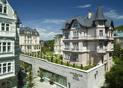 Savoy Westend Hotel Wellness Spa Resort Karlovy Vary