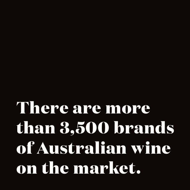There are more than 3,500 brands of Australian wine on the market. Why should someone buy yours? A SlideShare presentation by Studio Lost & Found (click on image to view slideshow) #wine #winemarketing