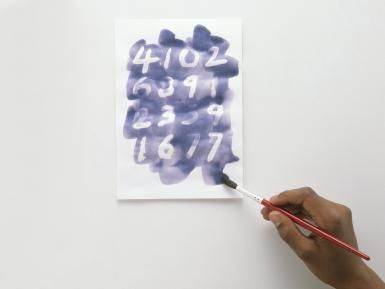 Make Invisible Ink To Write and Reveal Secret Messages: Iodine solution reveals invisible ink messages written using corn or potato starch.