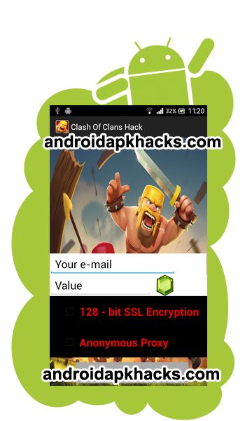 Clash Of Clans Hack Android Apk Mod