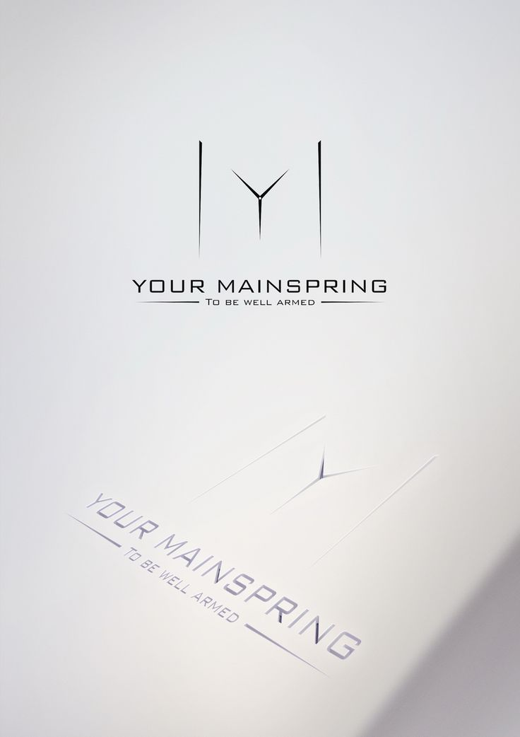 Modern, simple logo design proposal for YM