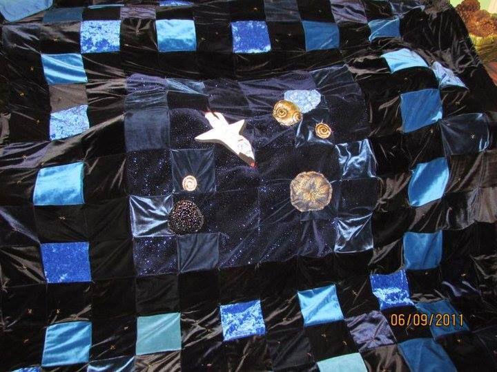 Tristen's quilt