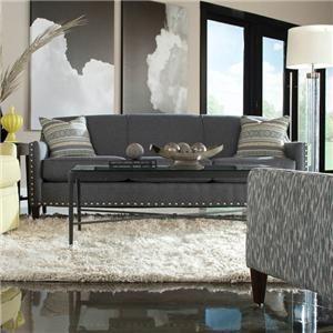 Sofa Sleeper Rowe Rockford Traditional Upholstered Sofa