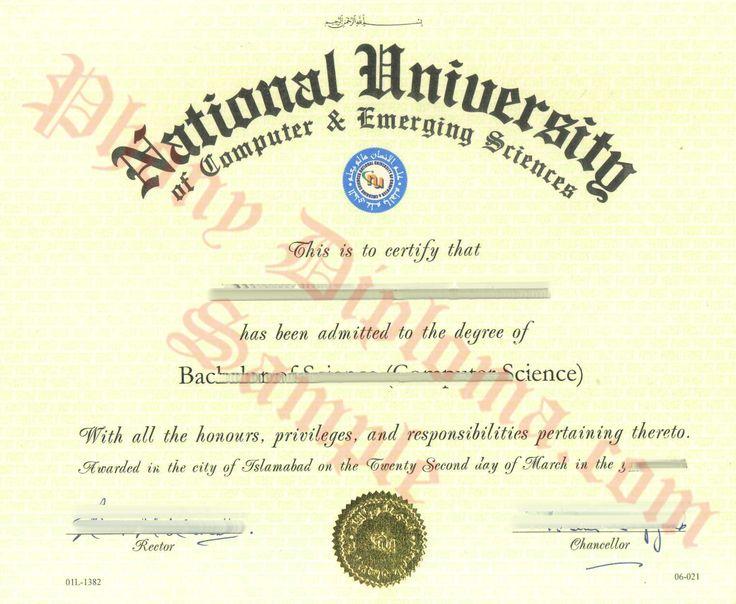 National University of Computer & Emerging Sciences Saudi
