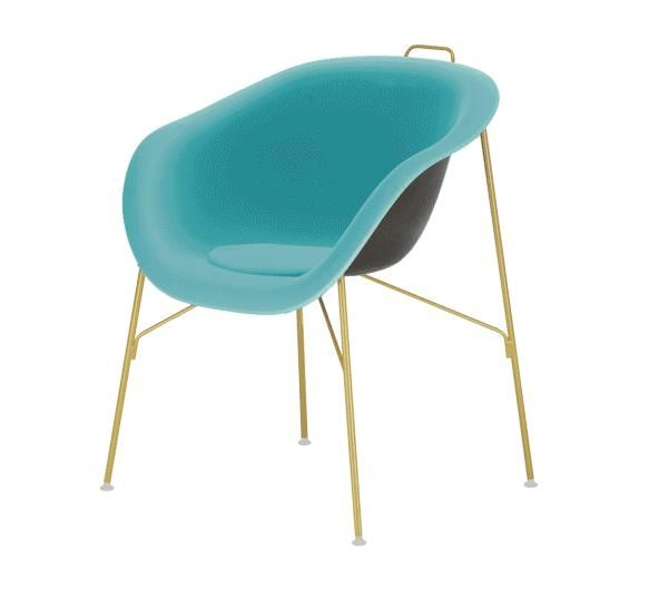 Modern Cottage, Furniture Chairs, Modern Furniture, Architecture Interior  Design, Folding Chair, Paola Navone, Couches, Tiffany, Blues