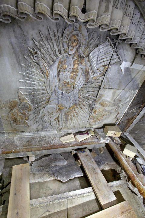 Jerozolima: odsłonięto grobowiec Jezusa Chrystusa - Wiadomości