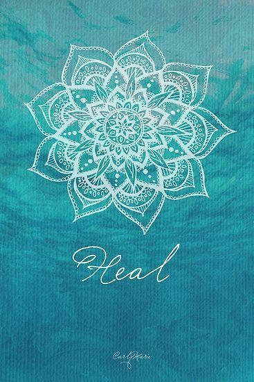 I can heal my self