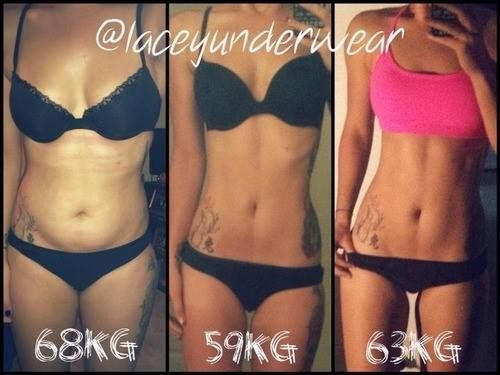 -5 kg. | BEFORE & AFTER WEIGHT LOSS | Fitness motivation ...
