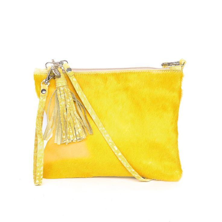Mickey in Yellow - Mooi
