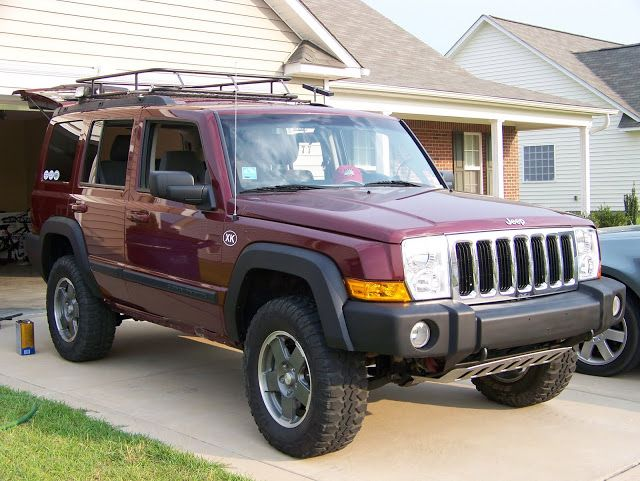 Image Result For Jeep Commander Flares Jeep Commander Jeep Xj Jeep