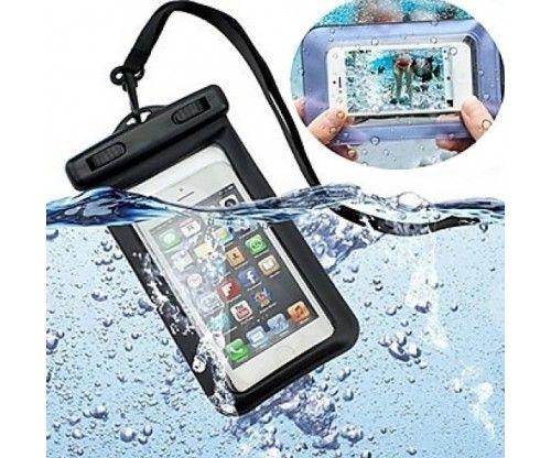 Vízálló telefontok - víz alatti fényképezéshez, kenutúrához, raftinghoz! Érintő képernyő működik a tokon keresztül is.