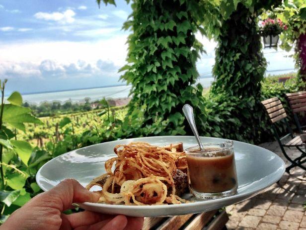 Badacsony - A legjobb balatoni étterem nyomában: Szent Orbán Borház