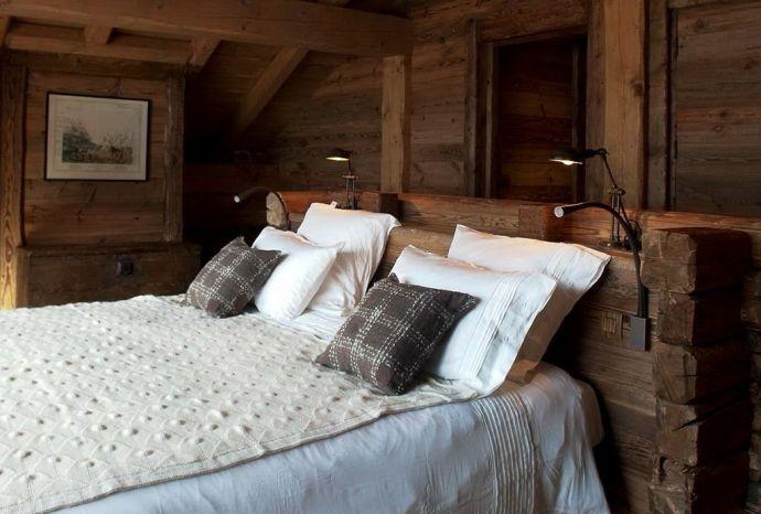 Шале в Альпах - Дизайн интерьеров   Идеи вашего дома   Lodgers