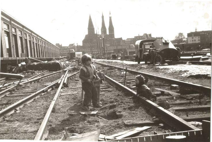 Amsterdam, Westerdok (jaren '60)?