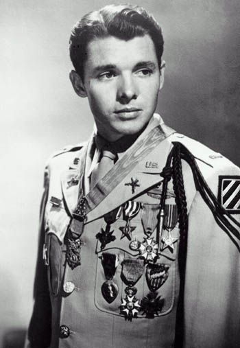 The most decorated soldier of World War II, Audie Leon Murphy was a legend in his own time. A war hero, movie actor, writer of country and western songs, and poet. His biography reads more like fiction than fact. He lived only 46 years, but he made a lasting imprint on American history.