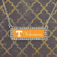 Tennessee Volunteers Nameplate Necklace
