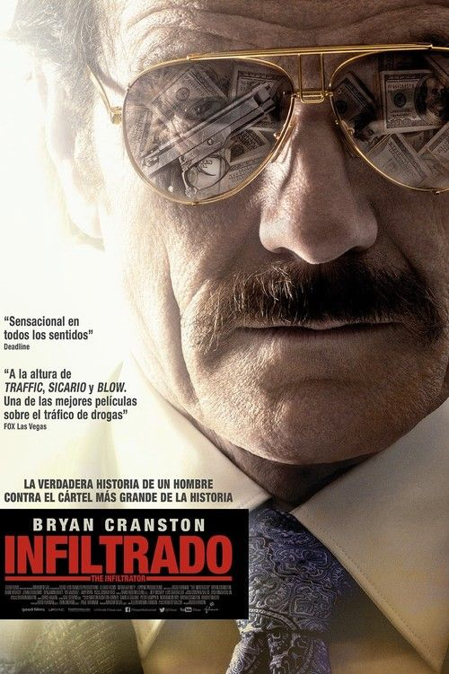 Watch The Infiltrator (2016) Full Movie Online Free
