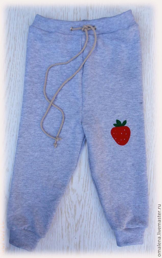 Шьем просто и быстро штанишки для малышей. - Ярмарка Мастеров - ручная работа, handmade