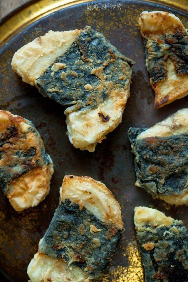 [PRZEPIS] Zdrowa i przepyszna alternatywa ryby po grecku? Seleryba! :-)  Arkusze nori można kupić w każdym supermarkecie, a mleko roślinne (np. ryżowe) przygotować w 20 minut w domu prawie za darmo. Od Jadłonomii