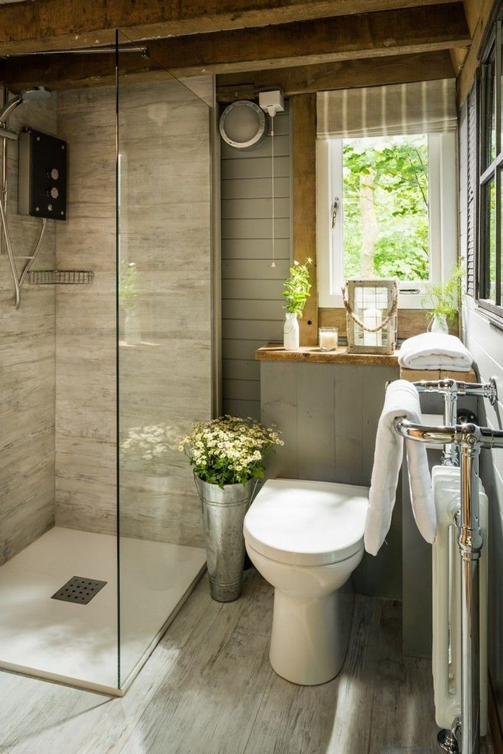 25 Minimalist Small Bathroom Ideas Feel The Big Space Pandriva Small Rustic Bathrooms Rustic Bathrooms Tiny House Bathroom