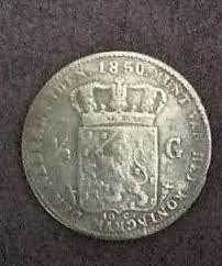 oude munten 1850