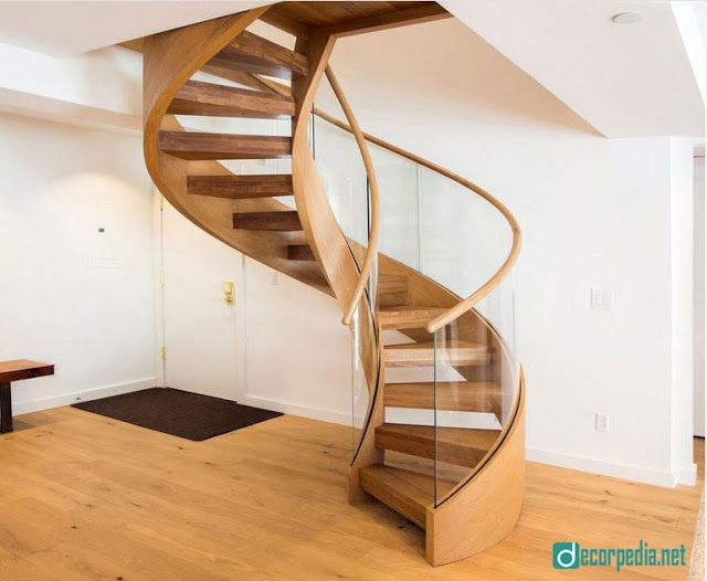 Modern Spiral Staircase Designs Spiral Staircase Circular | Types Of Spiral Staircase | Staircase 2 | Detail | Living Room | German | Helical Staircase