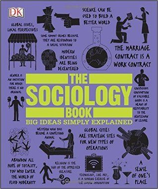 301 THO The Sociology Book takes on some of humankind's biggest questions: What is society? What makes it tick? Why do we interact in the way that we do with our friends, coworkers, and rivals?