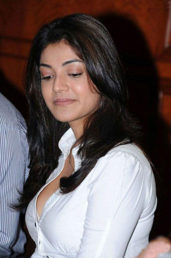 Cute photos of Telugu actress Kajal Agarwal