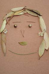 Activities: Make a Self Portrait from Nature