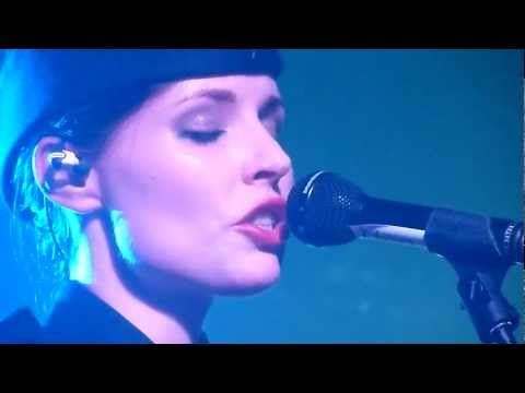Laibach 'Geburt Einer Nation / Across the Universe' HD @ Manchester, Academy 3, 12.04.2012 / Mina Spiler