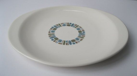Mid Century Modern Platter Canonsburg by TheVintageResource, $14.95